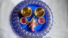 Ganesh Thail- Blue