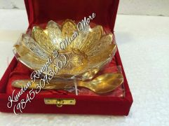 spoon-and-bowl-set-gold-2pc