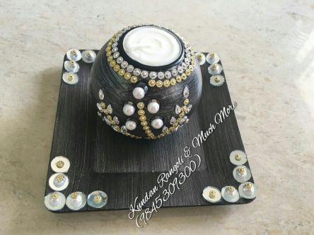 Wooden Candle Stand -3