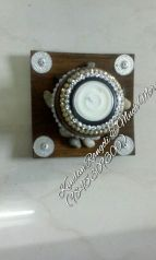 Wooden Candle Stand -9